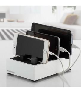 Station multicharge pour téléphones portables AudioSonic PB1726