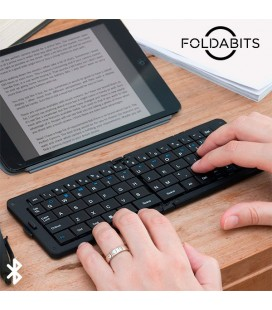 Clavier Bluetooth pliable Foldabits