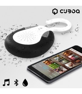 Haut-parleur Bluetooth Waterproof CuboQ Shower