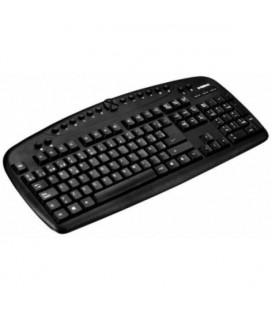 clavier et souris B-Move BM-TC01 1600 DPI Noir