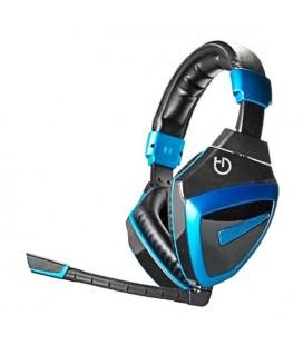 Casque avec Microphone Gaming Hiditec AU10HDT001 Windows XP / Vista / 7 / 8 Xbox ONE / PS4