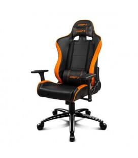 Chaise de jeu DRIFT DR200BO Noir Orange