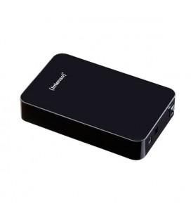 """Disque Dur Externe INTENSO 6031512 3.5"""""""" 4 TB USB 3.0 Noir"""