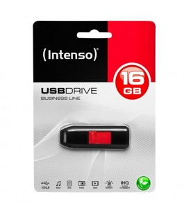 Clé USB INTENSO 3511470 16 GB Noir