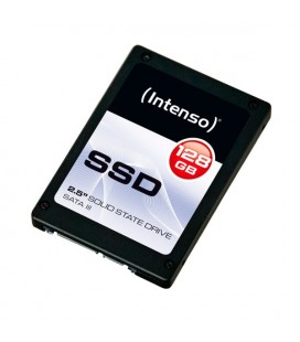 "Disque dur INTENSO Top SSD 128GB 2.5"""" SATA3"