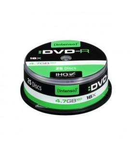 DVD-R INTENSO 4101154 16x 4.7 GB 25 pcs