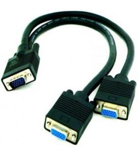 Câble S-VGA Coupleur NANOCABLE 10.15.2000 45 cm