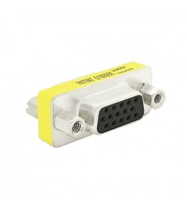 Adaptateur VGA Femelle D-Sub HDB15 NANOCABLE 10.16.0001