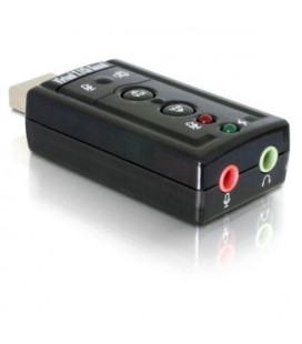 Adaptateur Audio USB DELOCK 61645