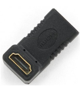 Adaptateur HDMI 90º iggual PSIA-HDMI-FFL Noir