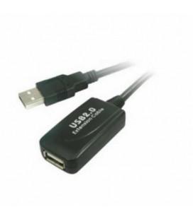 Câble de Rallonge NANOCABLE 10.01.0211 USB 5 m