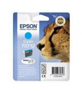 Cartouche d'encre originale Epson C13T071240 Cyan