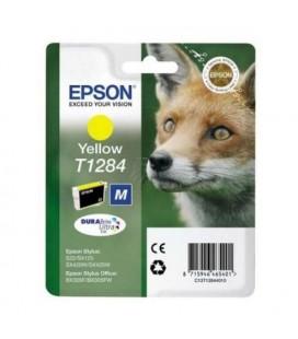Cartouche d'encre originale Epson C13T128440 Jaune