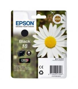 Cartouche d'encre originale Epson C13T18014010 Noir