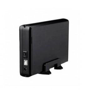 """Boîtier Externe TooQ TQE-3509B HD 3.5"""""""" SATA III USB 2.0"""