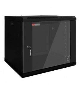 Armoire Murale Rack WP WPN-RWB-20606- 20 U 600 x 600 x 1000 mm Noir