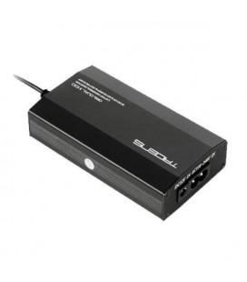 Chargeur d'ordinateur portable Tacens 5ORISDUALII100 100W Noir