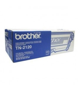 Toner original Brother TN-2120 Noir