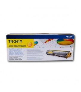 Toner original Brother TN241Y Jaune