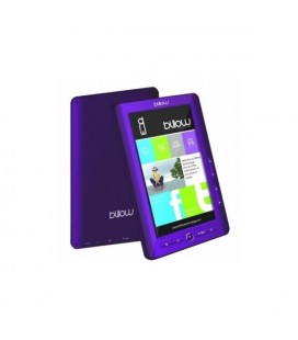 "Color Book Reader Billow E2TP 7"""" 4 GB Pourpre"