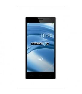 "Téléphone portable BRIGMTON BPHONE-550QC 5.5"""" 3G 8GB Quad Core Noir"