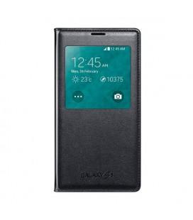 Protection pour téléphone portable Samsung S-View EF-CG900B