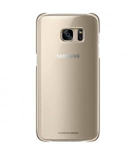 Protection pour téléphone portable Samsung EF-QG935C 5.5 Or