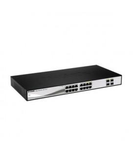 Switch D-Link DGS-1210-16 16 p 10 / 100 / 1000 Mbps 4 x SFP