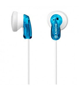 Casque Sony MDR E9LP in-ear Bleu