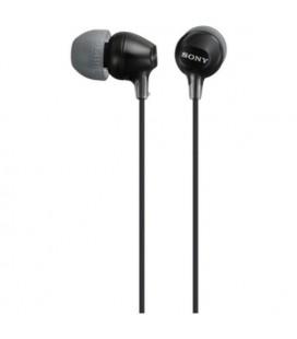 Casque Sony MDR EX15LP in-ear Noir