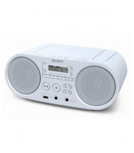 Radio CD Sony ZS-PS50 Blanc