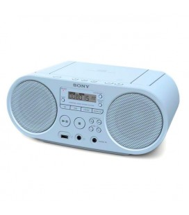 Radio CD Sony ZS-PS50 Bleu