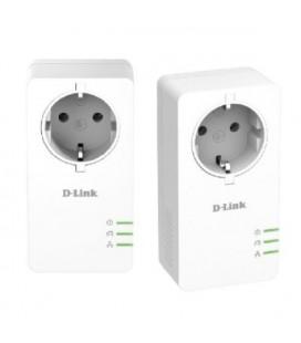 Adaptateur PLC Wifi D-Link PowerLine DHP-P601AV 1000 Mbps