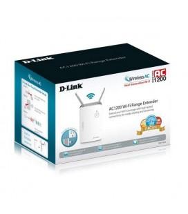 Répéteur Wifi D-Link DAP-1620 AC1200 10 / 100 / 1000 Mbps