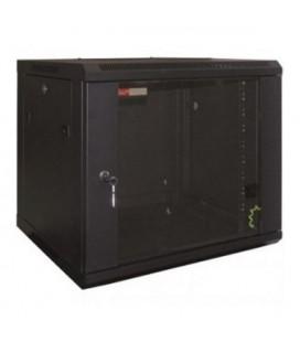 Armoire Murale Rack WP WPN-RWB-12606- 12 U 600 x 600 x 635 mm Noir