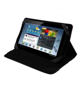 """Housse Universelle pour Tablette E-Vitta Stand 3P 9"""""""" Noir"""