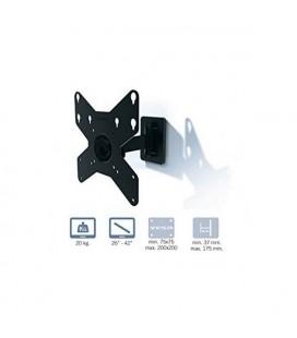 """Support de TV Gisan AX210 26""""""""-42"""""""" 20 kg Noir"""