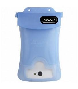 "Étui DICAPac WP-C2 5.7"""" Waterproof Bleu"