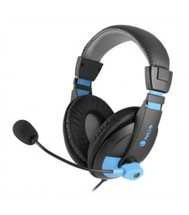 Casque & Microphone NGS MSX9PROBLUE