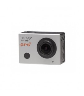 Caméra Sport Denver Electronics ACG-8050W 16 Mpx FULL HD Noir Argenté