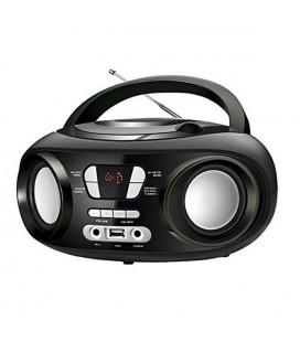 Radio-CD Bluetooth MP3 BRIGMTON W-501 USB Noir