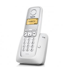 Téléphone Sans Fil Gigaset A130B Argenté Blanc