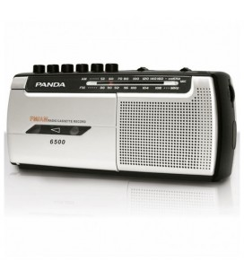 Radio-Cassette Daewoo DRP-107 Argenté