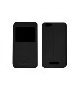 Protection pour téléphone portable Cubot CUB-FLNE-NOTES Noir