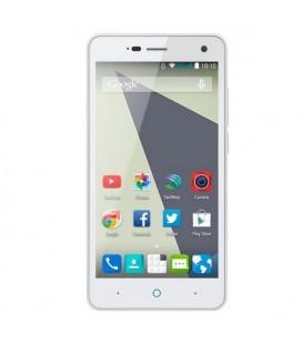 """Téléphone portable ZTE Blade L3 5"""""""" 3G 8 GB Quad Core Blanc"""