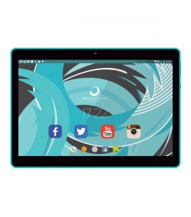 "Tablette BRIGMTON BTPC-1019QC 10"""" 16 GB Wifi Quad Core Bleu"