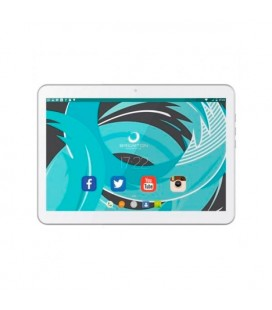 "Tablette BRIGMTON BTPC-1021QC 10"""" 16 GB 3G / Wifi Quad Core Blanc"