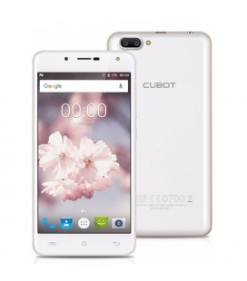 """Smartphone Cubot RAINBOW 2 5"""""""" 16 GB QUAD CORE 2350 mAh Blanc"""