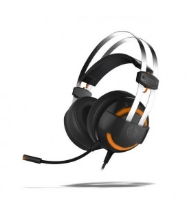 Casques avec Micro Gaming KROM Kode 7.1 Virtual NXKROMKDE