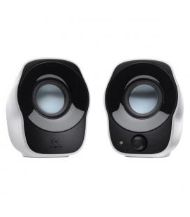 Haut-parleurs multimedia Logitech Z120 2.0 3W Noir